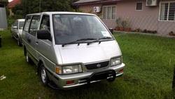 Nissan Vanette 1.5 Window