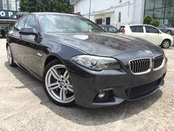 BMW 5 Series 528i M Sport S/Roof