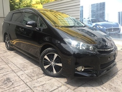 Toyota Wish 1.8S Edi Monotone