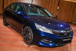 Honda Accord 2.4 V TI L Advance