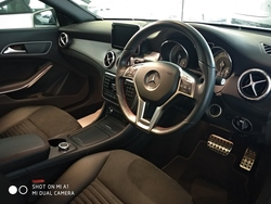 Mercedes-Benz CL-Class Cla180 AMG Sport