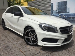 Mercedes-Benz A-Class A180 AMG Night Pack