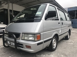 Nissan Vanette 1.5 (M) Rear Aircond