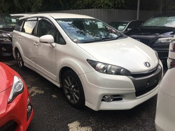 Toyota Wish 2.0Z Full Spec