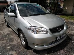 Toyota Vios 1.5 (A) G Spec