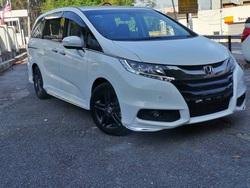 Honda Odyssey 2.4 L i-VTEC