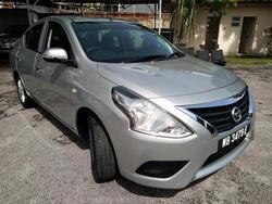 Nissan Almera 1.5 (A) Newfacelift