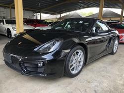 Porsche Cayman 2.7 Pdk Japan