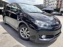 Toyota Wish 1.8G Edi Facelift