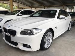 BMW 5 Series 520i 2.0 M Sport