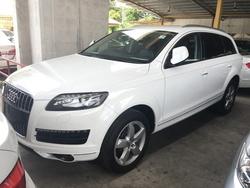 Audi Q7 3.0 TFSI Petrol