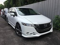 Honda Odyssey 2.4 Absolute 200 Hp