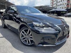 Lexus IS 250 F Sport F/Lift