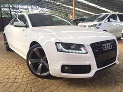 Audi A5 Black Edi Coupe