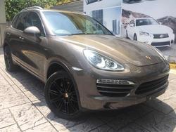 Porsche Cayenne 3.0 Diesel Airmatic