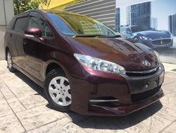 Toyota Wish 1.8 Type A P/Start