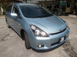 Toyota Wish 2.0 (A) S Spec