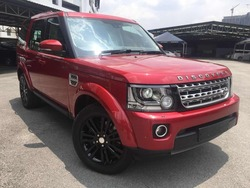 Land Rover Discovery 4 3.0 Hse Sdv6