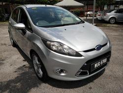 Ford Fiesta 1.6 (A) Sport S