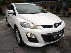 Mazda CX-7 2.3 (A) Turbo