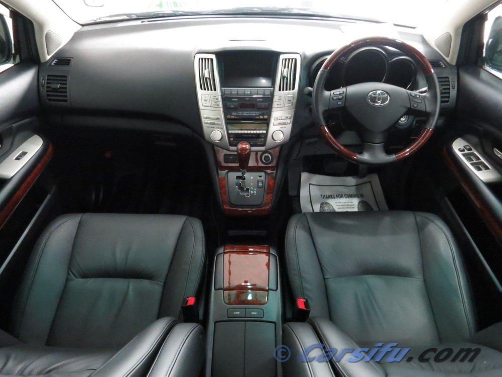 Toyota Harrier 2 4 Premium L For Sale In Klang Valley By