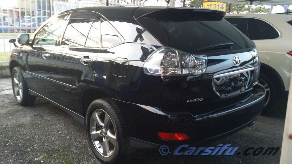 Toyota Harrier 2 4 Premium L For Sale In Klang Valley By Stephen Lim