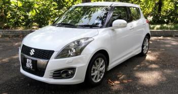 Suzuki Swift Sport 1.6 (CVT)