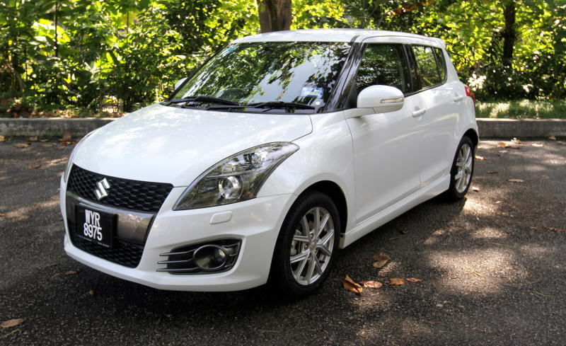 suzuki swift ly does it carsifu rh carsifu my Suzuki Swift 2018 2016 Suzuki Swift