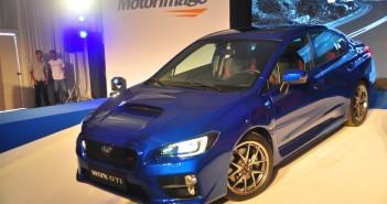 Subaru WRX STI (2014) - 08