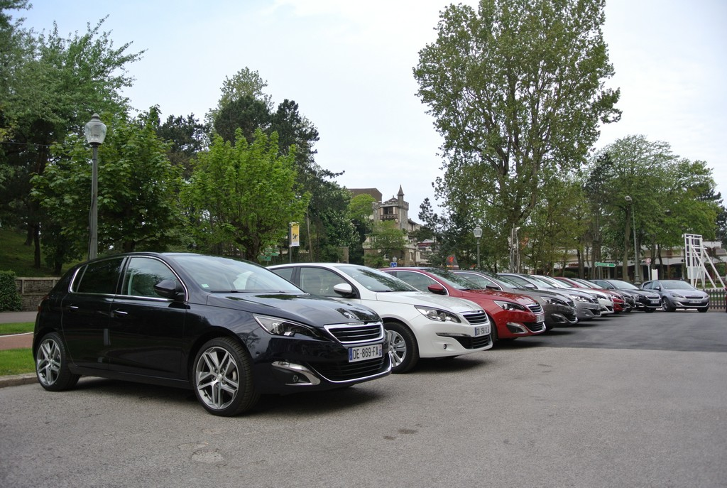 Peugeot 308&308SW Drive in France_2014_Hong Boon How (11)