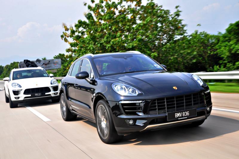 Porsche Macan tested | CarSifu