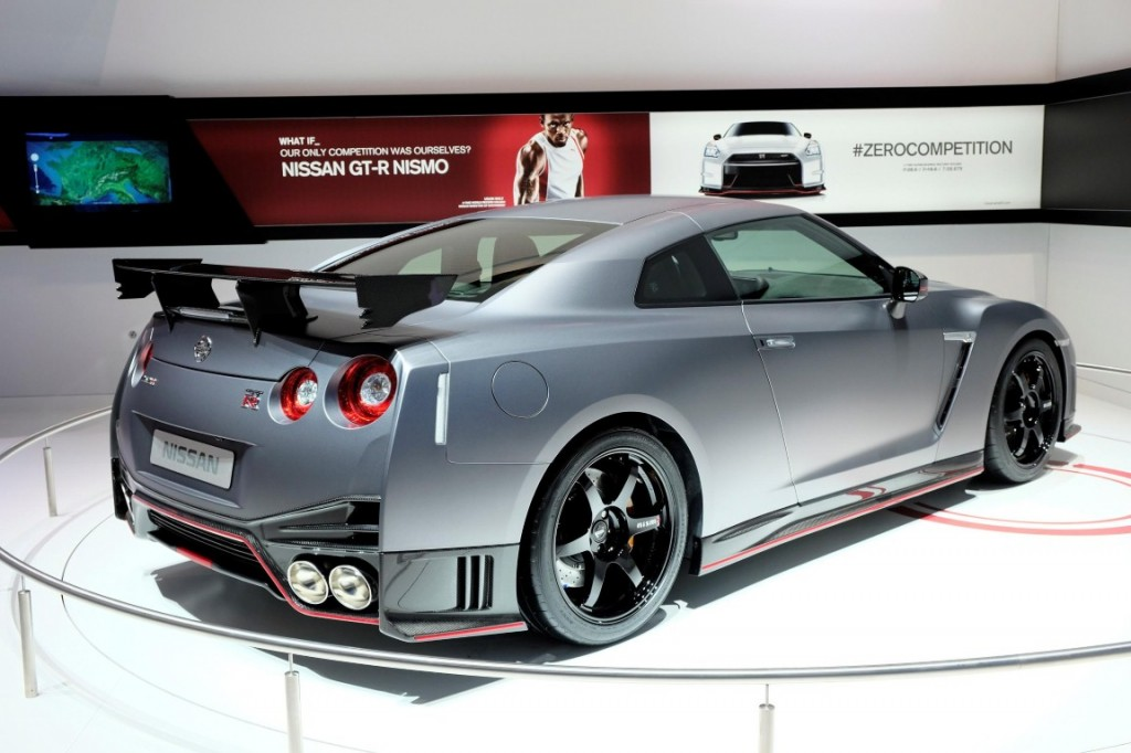 GENEVA: Nissanu0027s Latest GT R Nismo Supercar Made An Appearance In Geneva  With 600PS And 652Nm Of Torque From Its Twin Turbo 3.8 Litre V6.