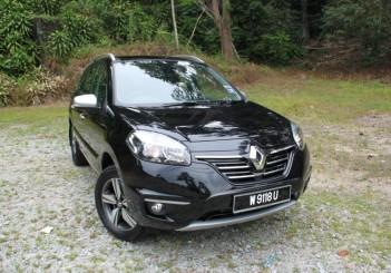 Renault Koleos - 01