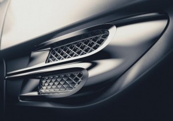 Bentley SUV Wing Vent