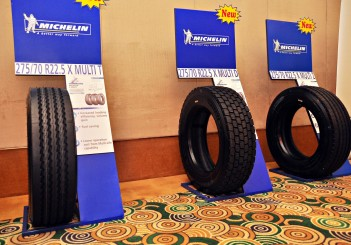 Michelin X Multi Tyres - 02
