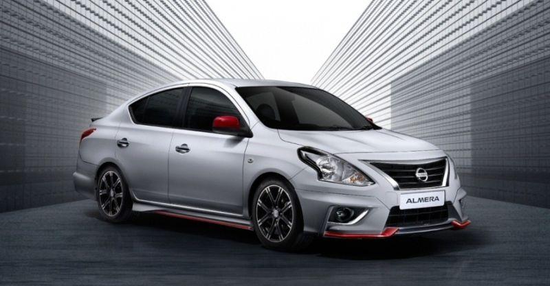 Facelifted Nissan Almera launched | CarSifu