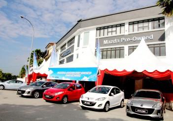 Mazda Anshin Pre-owned - 01