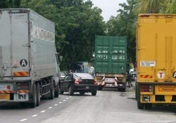 goods lorries