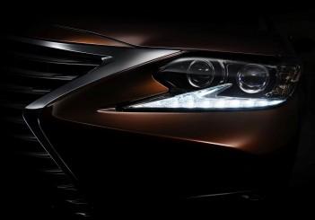 Lexus ES Teaser - 01