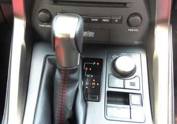 Lexus NX F Sport - 12