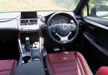 Lexus NX F Sport - 14