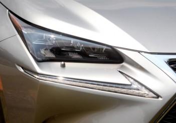 Lexus NX F Sport - 27