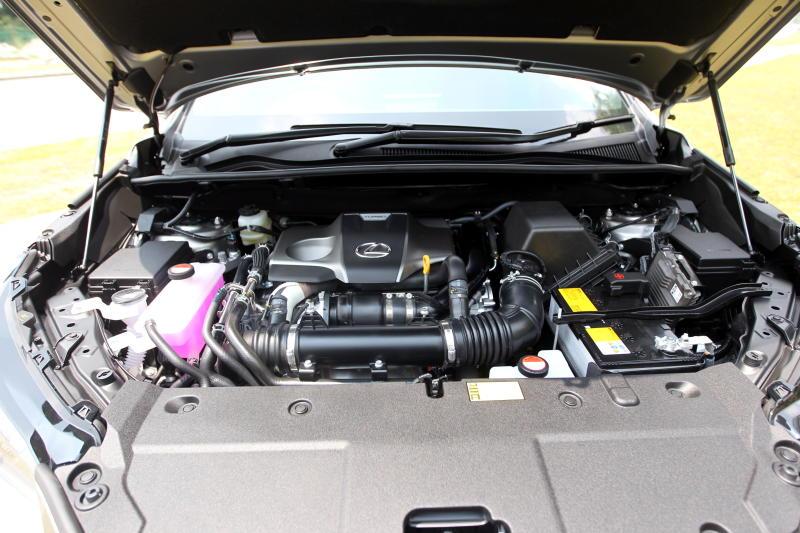 Lexus NX F Sport - 28