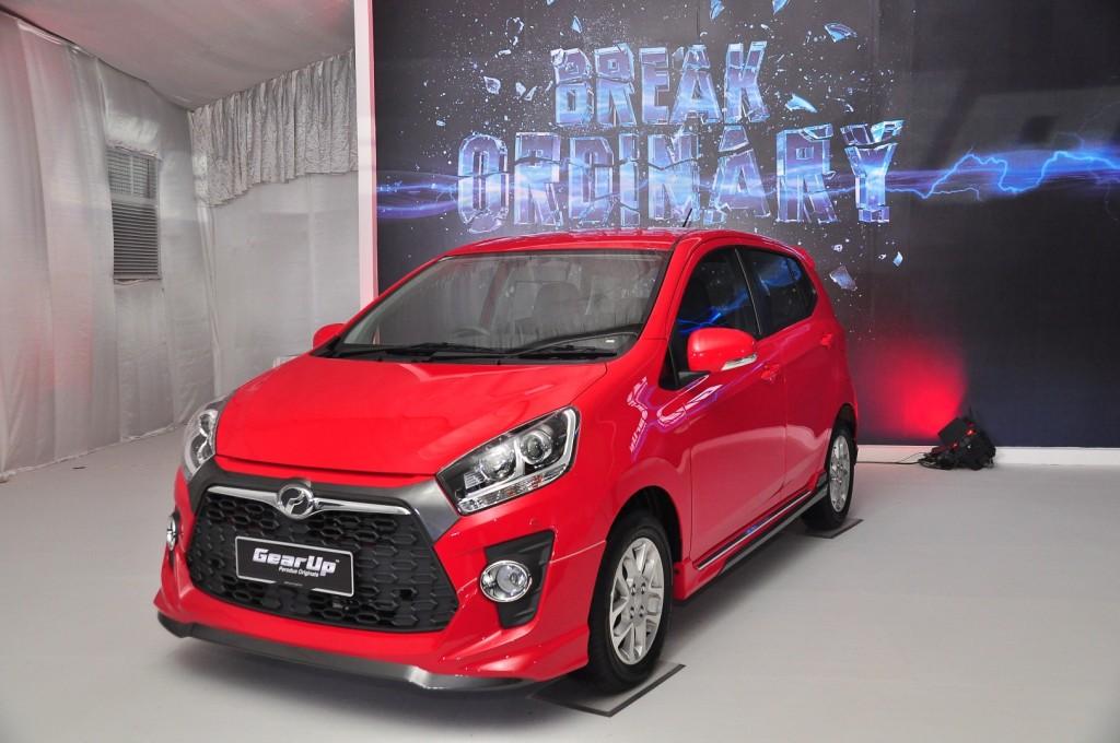Perodua reveals GearUp accessories | CarSifu