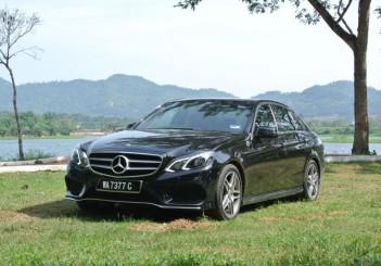 Mercedes-Benz E 400 Avantgarde - 01