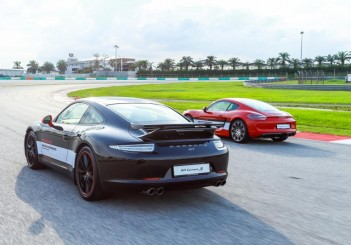 Porsche Driving Experience 2015 - 01