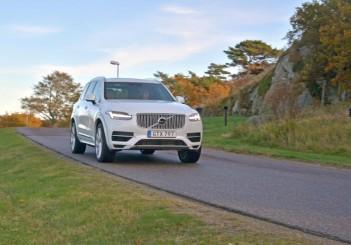 Volvo XC90 T8 AWD Plug-in Hybrid - 08