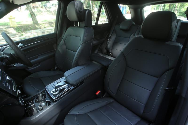 Mercedes-Benz GLE 400 - 15