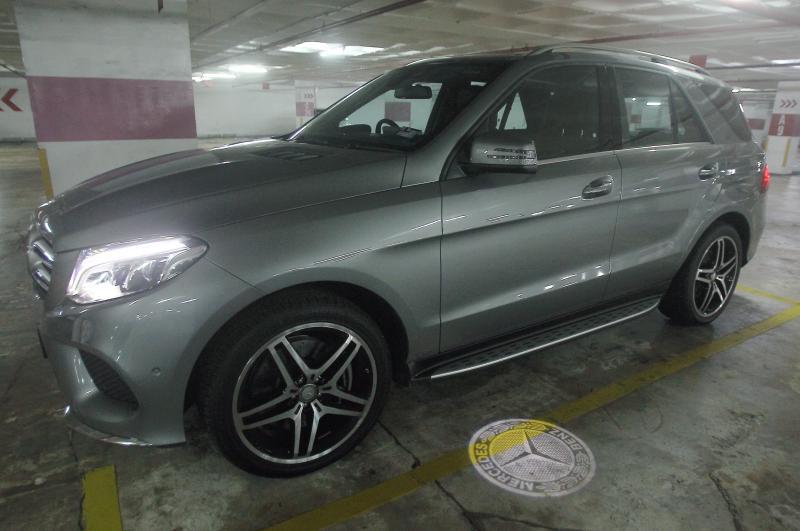 Mercedes-Benz GLE 400 - 27