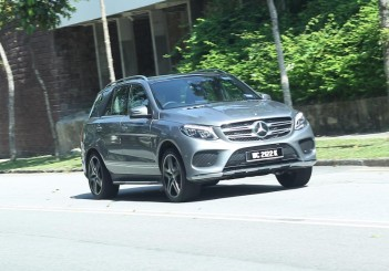Mercedes-Benz GLE 400 - 31